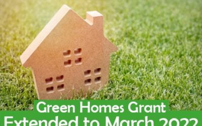Green Homes Grant Extended – Limited Capacity for Installations Available